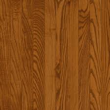 bruce natural reflections oak e 5 16 in thick x 2 1 4 in wide x random length solid hardwood flooring 40 sq ft case c5012 the home depot