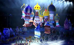 Олимпиада в Сочи открытие олимпиады районы проведения  Зимние олимпийские игры в Сочи Представление в Сочи
