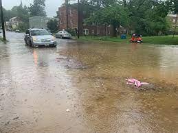 Flash Flood Watch Issued for Arlington ...