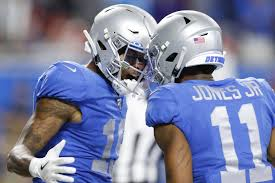 For Marvin Jones, Green Bay is Not Viewed as a Rivalry Game