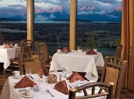 Jackson Lake Lodge Dining