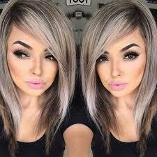 účes účes Dlho štýlové Asymetrické Strihy Na Dlhé Vlasy Pozitívne