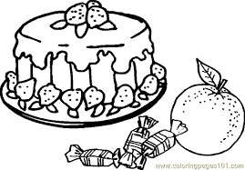 Small Picture Food Coloring Page 02 Coloring Page Free Ready Meals Coloring