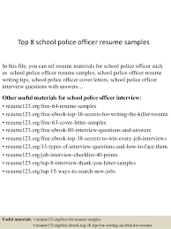Resume 123 Org Free 64 Resume Samples Best Of Police Officer Resume Resume CV Cover Letter