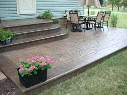 terrific ideas for stamped concrete patio fabulous concrete patio ideas ideas about stamped concrete