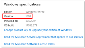 What Windows Version Do I Have Which Windows 10 Version Works Best For Quickbooks
