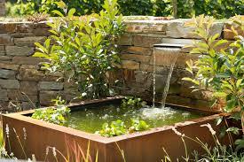 Wershofen Garten Design, Trockenmauer & Wasser , ´12   Wasser im ...