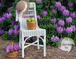 How To Clean Rattan FurnitureHow To Clean Wicker Outdoor Furniture