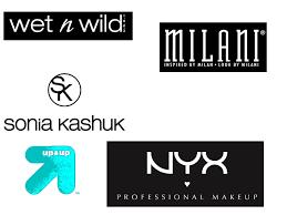 makeup brands us