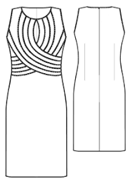 Modern Sewing Patterns Interesting Women Dresses 48 Dress
