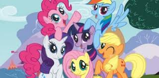 My Little Pony Personality Chart