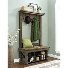 entryway tree bench entryway hall tree bench shelves entryway wood hall tree coat rack storage bench