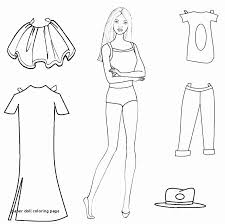 Paper Doll Coloring Pages New 27 Paper Doll Coloring Page Coloring