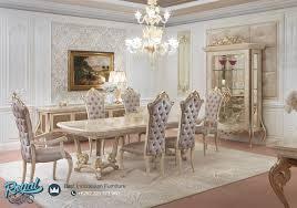 italian furniture. Set Meja Makan Mewah Modern Italian Furniture Jepara Terbaru