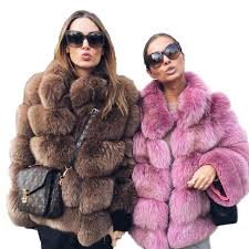 2019 elegant faux fur coat women winter thick warm luxury fake fur coat 2018 fashion fluffy coats female jacket outerwear ljls078 from hongzhang