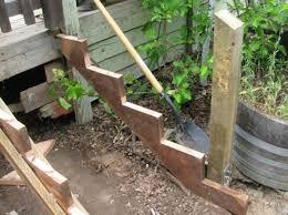 Sie können sich für kies entscheiden, wenn sie einen interessanten effekt schaffen wollen! Gartentreppe Selber Bauen 40 Super Beispiele Archzine Net