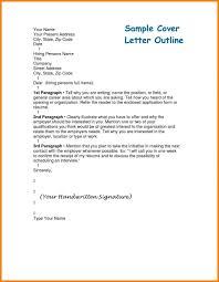 Heading For Resume 7 Cover Letter Outline Memo Heading Resume Templates