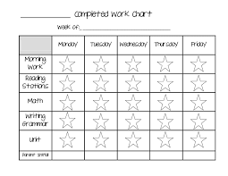 2nd Grade Behavior Chart Mrs Mcdaniels 2nd Grade Search Results For Behavior