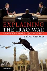 review essay on explaining the war counterfactual theory explaining the war cover