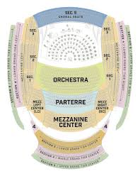 Kauffman Theater Seating Chart Awesome Kauffman Center Seating Chart With Rows Seating Chart