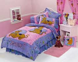 groovy scooby doo bed set for girls