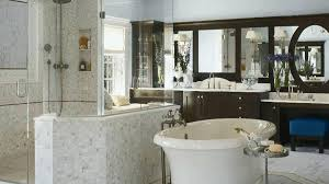 better homes and gardens bathrooms walk in showers for