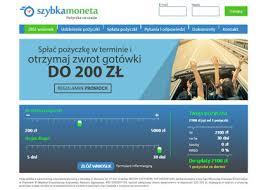 Szybka Moneta   Pozyczasz.pl