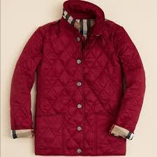 55% off Burberry Other - Burberry (kids) quilted jacket for Girl ... & Burberry (kids) quilted jacket for Girl size 6 Adamdwight.com