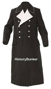 world war two german m32 officers wool overcoat