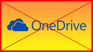 How To Delete Onedrive From Windows 10 How To Delete And Remove Onedrive From Windows 10