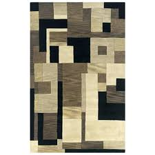 red and tan area rugs brown rug craft cf taupe black modern more views red and tan area rugs