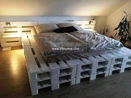 pallet beds diy ideas for wood pallet beds diy motive