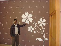 Small Picture ARSLAN PAINTS OKARA amazing walls desgins in okara pakistan