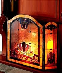 fireplace screen glass glass fireplace screen glass fireplace screen and fireplace screens