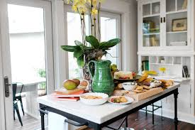 marble top kitchen island design ideas in french inspirations 8