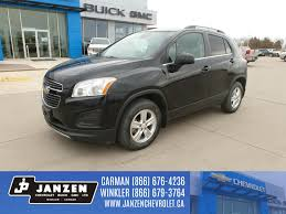 2015 Chevy Trax Immobilizer Light 2014 Chevrolet Trax For Sale At Janzen Chevrolet Buick Gmc