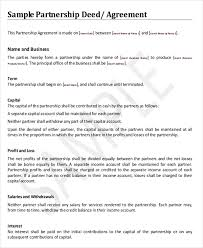 Agreement Template – 10+ Free Word, Pdf Documents Download | Free ...