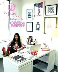ideas to decorate an office. Ideas For Office Decor Also How Creative To Decorate Desk . An