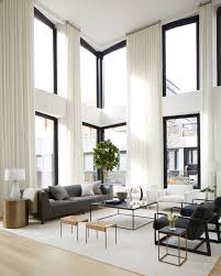 Modern Contemporary Living Room Design See More Of Ash Nycs Highline Duplex On 1stdibs Interiors