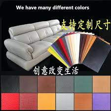 leather hole repair sticker patch self adhesive for sofa seat chair bed bag fix dog bite leather hole repair