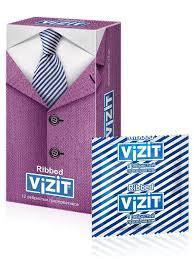 <b>Презервативы VIZIT</b> Ribbed <b>Ребристые 12</b> шт. <b>VIZIT</b> 9265884 в ...