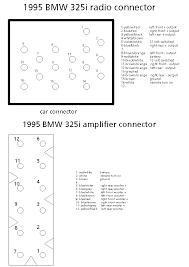 bmw e34 website these are the bmw harness pin outs that correspond to the colors that bmw engineers used i checked them out it looks like they match the e34 s harness