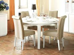 small white table and chairs modern round expandable dining table small white kitchen table chairs