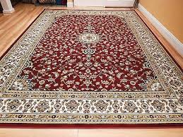 red traditional oriental medallion red area rugs 8 10 on modern area