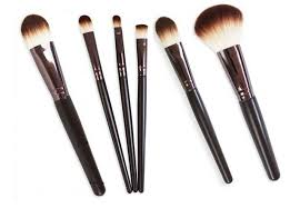 dels about uk delivery pro 6pcs eye makeup brush sets eyebrow eyeshadow synthetic brush msq
