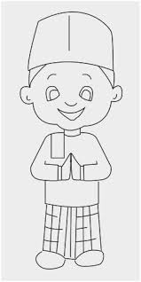 Ramadan Coloring Pages Fresh New Muslim Kids Coloring Page Slidehdco