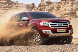 new car launches australia2018 Ford Endeavour aka Everest first spy images emerge while