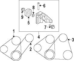 2001 kia rio alternator belt diagram vehiclepad 2003 kia rio 2003 kia rio parts kia car parts has the largest inventory of