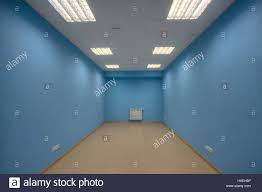 office with no windows. Small Abandoned Unfurnished Office, No Body, And Windows, The Walls Are Painted In Blue. Office With Windows I