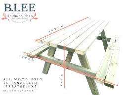 round picnic table plans picnic table designs picnic table dimensions s free round picnic table designs